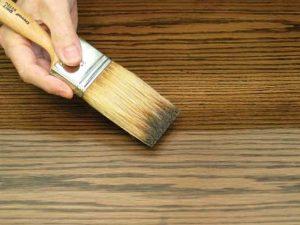 pengawetan kayu saat finishing