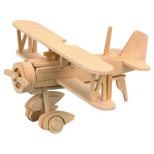 Balsa banyak digunakan pada industri pesawat aero modelling