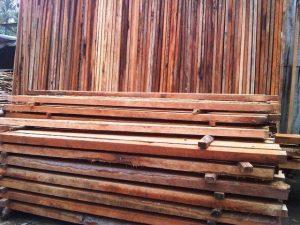 pengawetan kayu glugu