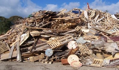 kayu-bekas