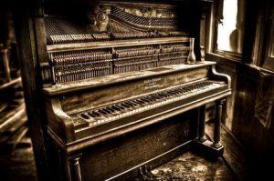 piano berjamur