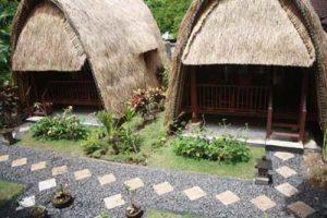 bungalow unik