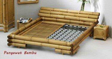 Pengawet Bambu