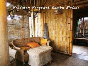 Produsen Pengawet Bambu BioCide