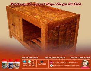 Produsen Pengawet Kayu Glugu BioCide