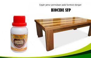 tips mencegah serangan jamur pada furniture